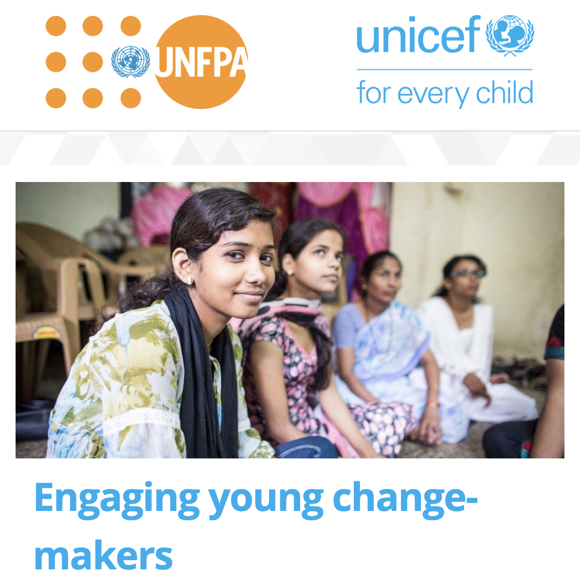 Newsletter_ Engaging young change-makers